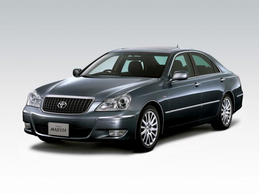 Toyota Crown Majesta седан, 2006–2009, S180 [рестайлинг] - отзывы, фото и характеристики на Car.ru
