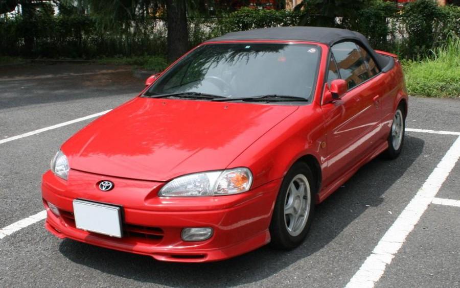 Toyota Cynos кабриолет, 1995–1998, EL52/EL54 - отзывы, фото и характеристики на Car.ru