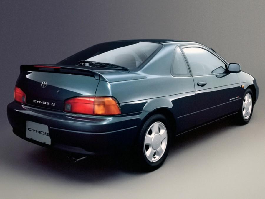 Toyota Cynos купе, 1991–1995, EL44 - отзывы, фото и характеристики на Car.ru