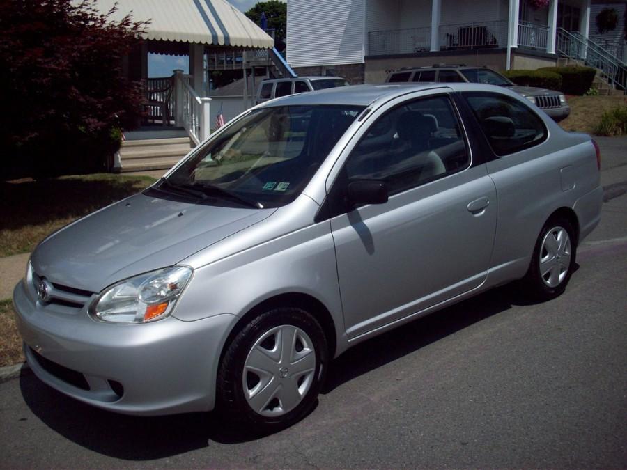 Toyota Echo купе, 2003–2005, 1 поколение [рестайлинг] - отзывы, фото и характеристики на Car.ru