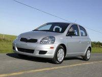 Toyota Echo, 1 поколение [рестайлинг], Хетчбэк 5-дв., 2003–2005