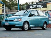 Toyota Echo, 1 поколение, Купе, 1999–2003