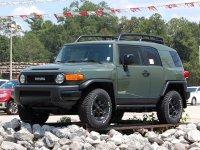 Toyota FJ Cruiser, 1 поколение [рестайлинг],