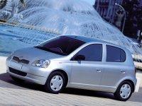 Toyota Echo, 1 поколение, Хетчбэк 5-дв., 1999–2003