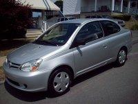 Toyota Echo, 1 поколение [рестайлинг], Купе, 2003–2005