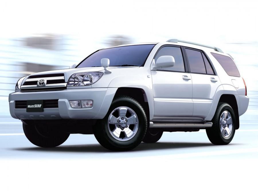 Toyota Hilux Surf внедорожник, 2002–2005, 4 поколение - отзывы, фото и характеристики на Car.ru