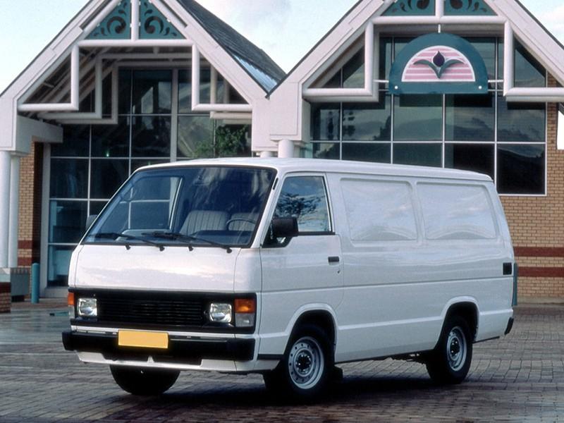 Toyota Hiace фургон, 1982–1989, H50 - отзывы, фото и характеристики на Car.ru