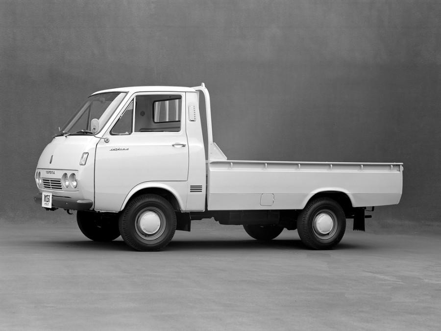 Toyota Hiace борт, H10 - отзывы, фото и характеристики на Car.ru