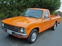 Toyota Hilux, 3 поколение, Пикап 2-дв., 1978–1983