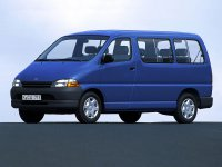 Toyota Granvia, 1 поколение, Минивэн, 1995–2002