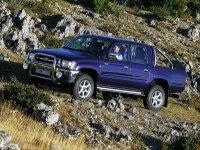 Toyota Hilux, 6 поколение, Пикап 4-дв., 1997–2001