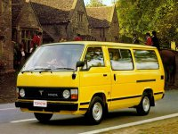 Toyota Hiace, H50, Микроавтобус, 1982–1989