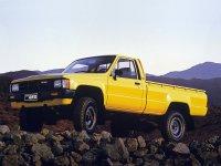 Toyota Hilux, 4 поколение, Пикап 2-дв., 1983–1988