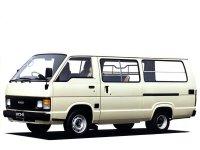 Toyota Hiace, H50, Combi микроавтобус 4-дв., 1982–1989