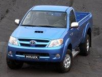Toyota Hilux, 7 поколение, Пикап 2-дв., 2005–2008