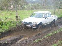 Toyota Hilux, 5 поколение, Пикап 4-дв., 1988–1991