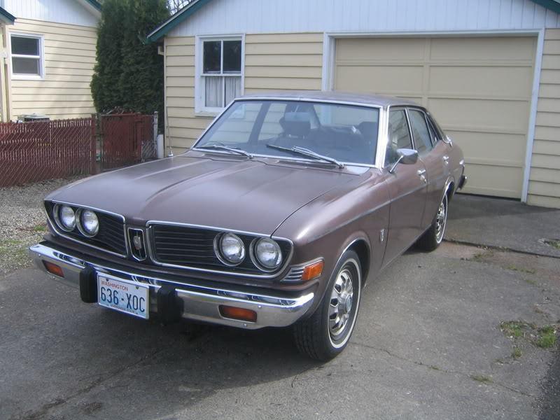 Toyota Mark II седан, 1972–1976, X10/X20 - отзывы, фото и характеристики на Car.ru