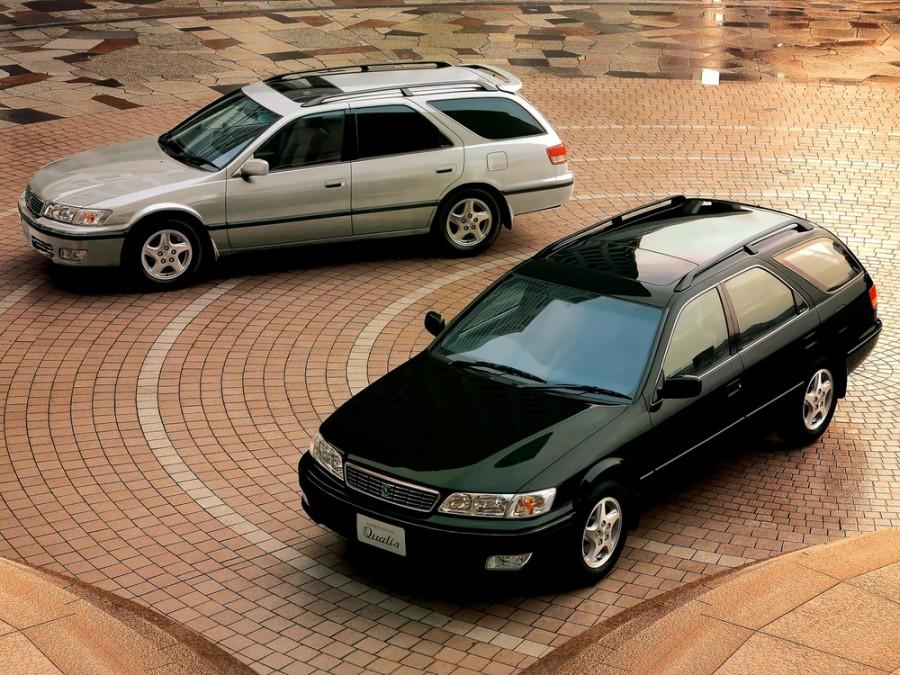 Продажа Тойота Марк 2 Куалис 2000 в Иркутске, передний ...
