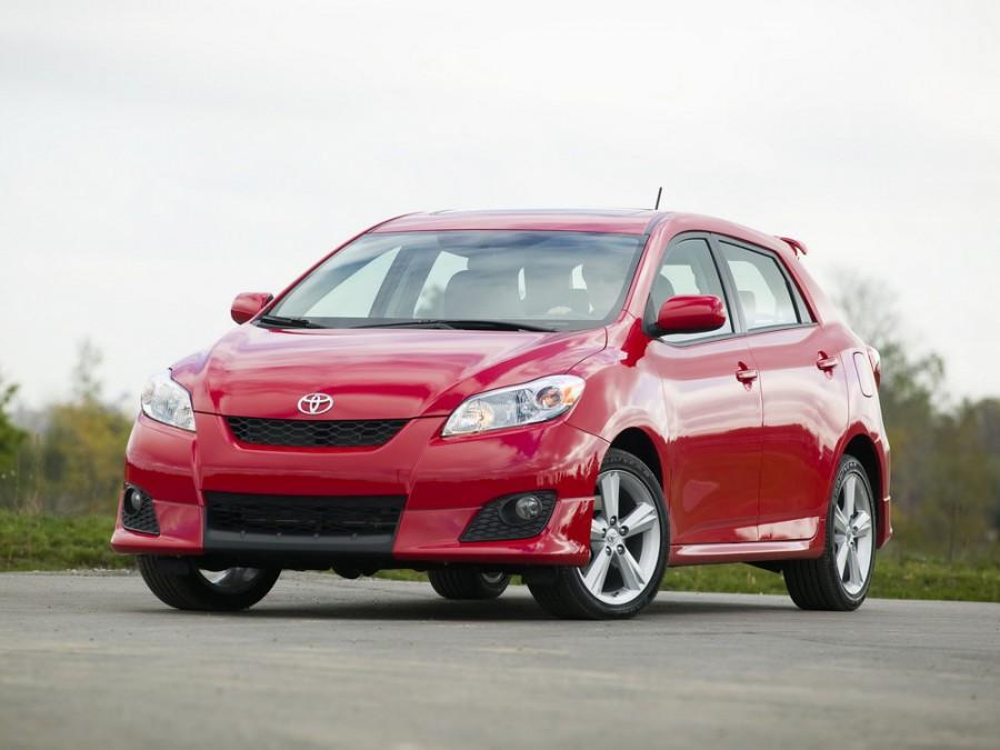 Toyota Matrix XR хетчбэк 5-дв., 2009–2016, 2 поколение - отзывы, фото и характеристики на Car.ru