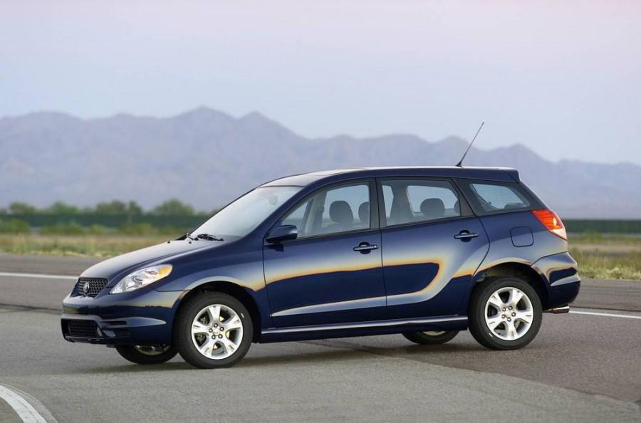 Toyota Matrix XR хетчбэк 5-дв., 2003–2008, 1 поколение - отзывы, фото и характеристики на Car.ru
