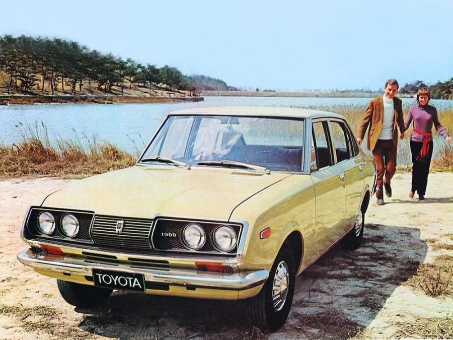 Toyota Mark II седан, 1970–1972, T60/T70 [рестайлинг] - отзывы, фото и характеристики на Car.ru