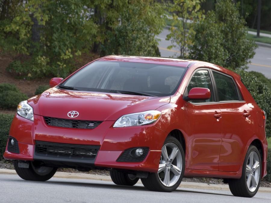 Toyota Matrix хетчбэк 5-дв., 2009–2016, 2 поколение - отзывы, фото и характеристики на Car.ru
