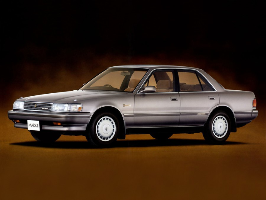 Toyota Mark II, Алдан