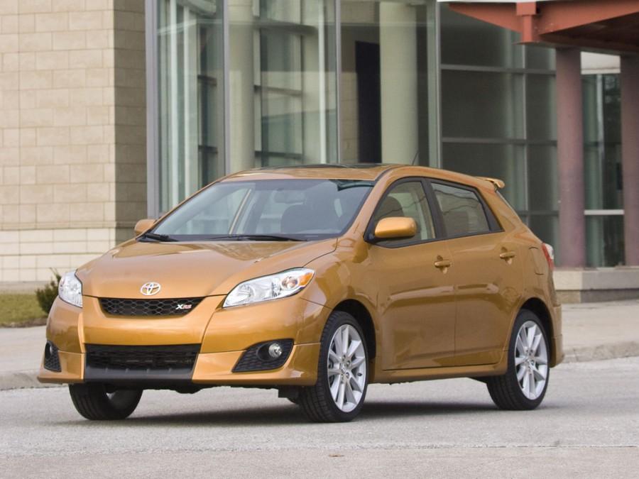 Toyota Matrix XRS хетчбэк 5-дв., 2009–2016, 2 поколение - отзывы, фото и характеристики на Car.ru