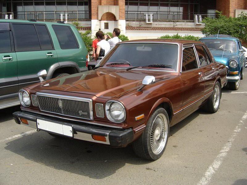 Toyota Mark II седан, 1976–1980, X30/X40 - отзывы, фото и характеристики на Car.ru