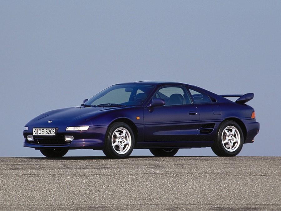Toyota MR2 купе, 1989–2000, W20 - отзывы, фото и характеристики на Car.ru