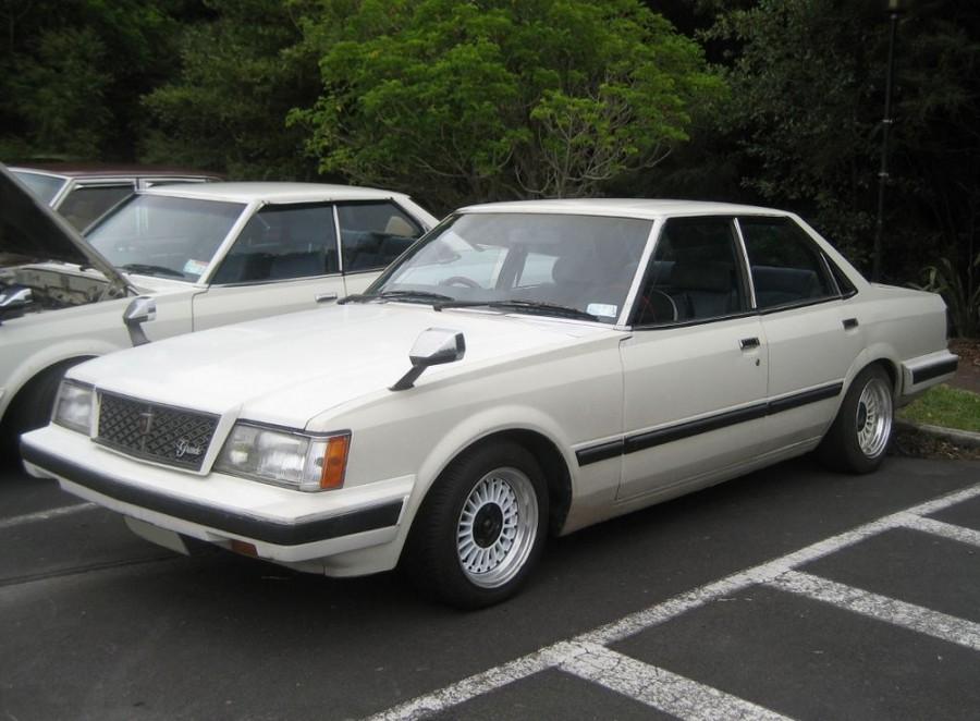 Toyota Mark II седан, 1981–1984, Х60 - отзывы, фото и характеристики на Car.ru
