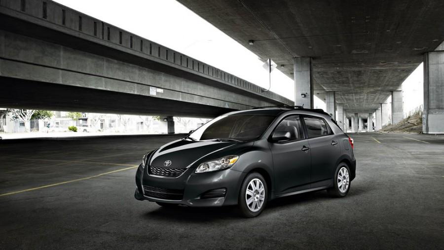 Toyota Matrix хетчбэк 5-дв., 2010–2016, 2 поколение [рестайлинг] - отзывы, фото и характеристики на Car.ru