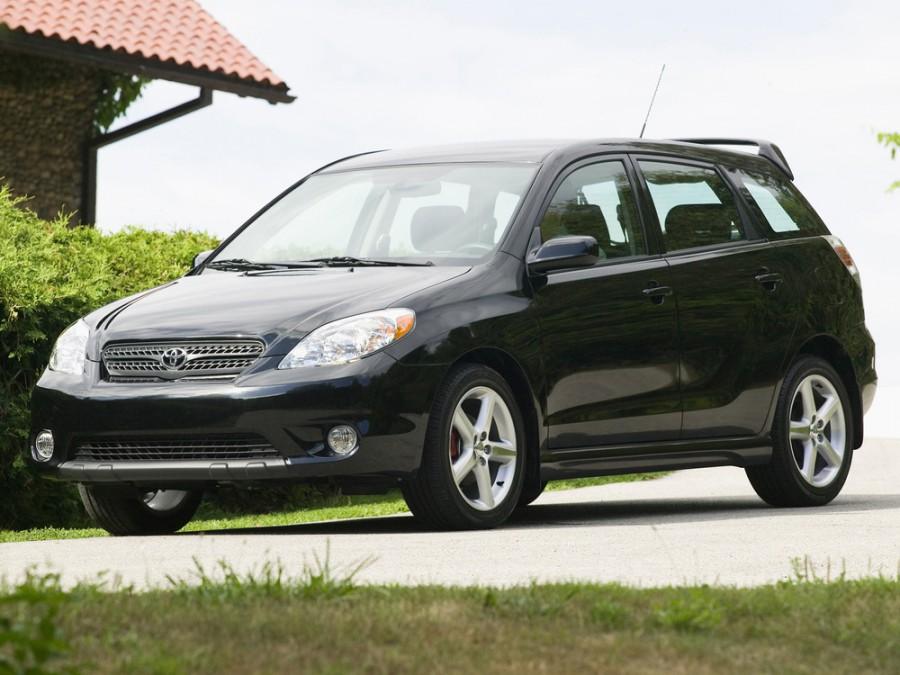 Toyota Matrix TRD хетчбэк 5-дв., 2003–2008, 1 поколение - отзывы, фото и характеристики на Car.ru