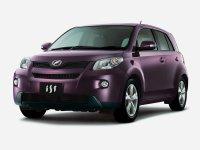 Toyota ist, 2 поколение, Хетчбэк, 2007–2016
