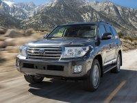 Toyota Land Cruiser, J200 [рестайлинг], 200 внедорожник, 2012–2015