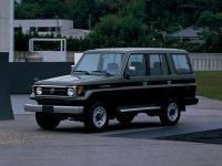 Toyota Land Cruiser, J70 [рестайлинг], J77 внедорожник 5-дв., 1990–1999