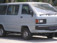 Toyota Lite Ace, 3 поколение, Фургон, 1986–1990