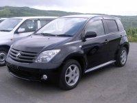 Toyota ist, 1 поколение [рестайлинг], Хетчбэк, 2005–2006
