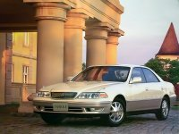 Toyota Mark II, X100, Седан, 1996–1998