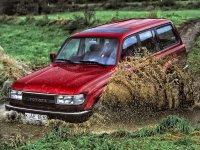 Toyota Land Cruiser, J80, Внедорожник 5-дв., 1989–1997