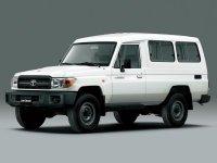 Toyota Land Cruiser, J70 [3-й рестайлинг], J78 внедорожник 3-дв., 2007–2016