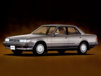 Toyota Mark II, Х80, Седан, 1988–1996