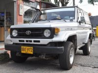 Toyota Land Cruiser, J70 [рестайлинг], Pzj70 кабриолет, 1990–1999
