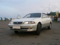 Toyota Mark II, X100 [рестайлинг], Седан, 1998–2002