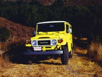 Toyota Land Cruiser, J40/J50, Fj40v внедорожник 3-дв., 1960–1984