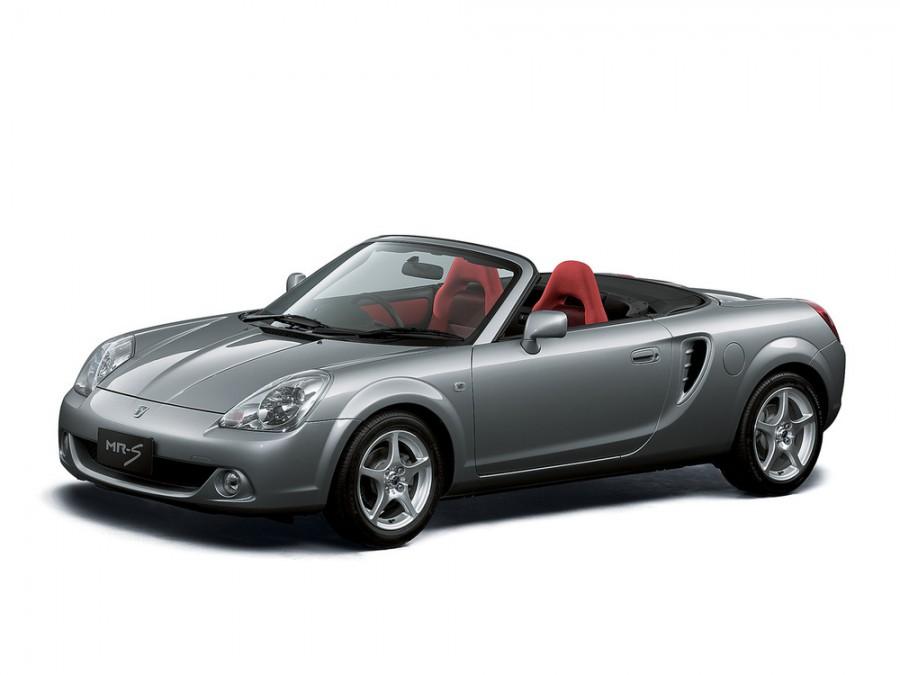 Toyota MR-S родстер, 2003–2007, ZZW30 [рестайлинг] - отзывы, фото и характеристики на Car.ru