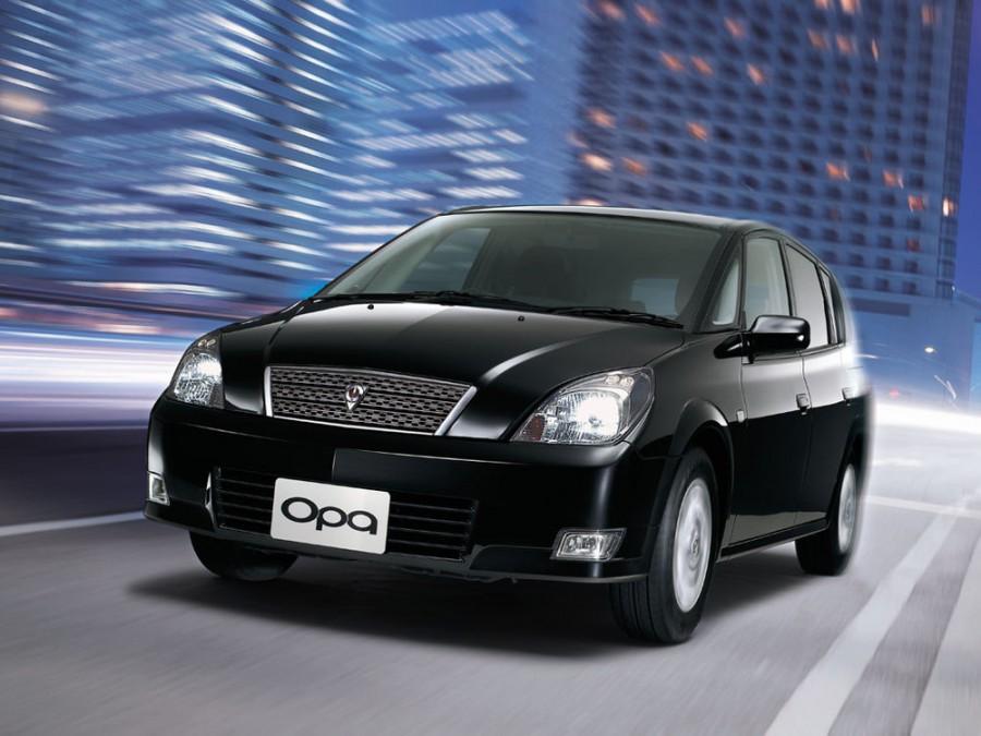 Toyota Opa минивэн, 2000–2005, 1 поколение - отзывы, фото и характеристики на Car.ru