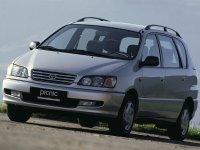 Toyota Picnic, 1 поколение, Минивэн, 1996–2001