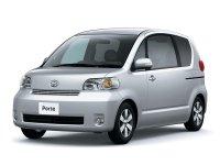 Toyota Porte, 1 поколение [рестайлинг], Минивэн, 2005–2011