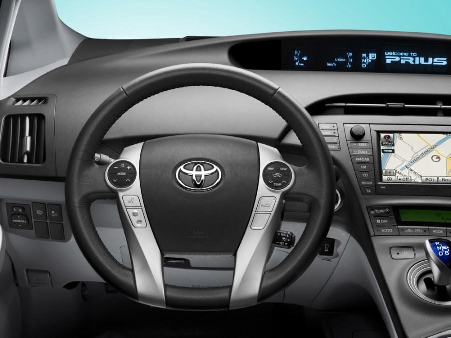 Toyota Приус панель #11